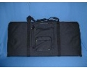 Heavy duty keyboard bag -canvas padded. 88 keys size