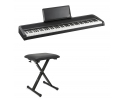NEW korg B1 Digital Piano with bench