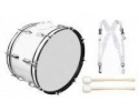 Marching Bass Drum 26 inch by 12 inch AVAILABLE