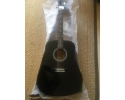 HIRE DEPOSIT R350 hire pm R199 Maxwell steel string  Dreadnought  Guitar SA-W41Blk BLACK