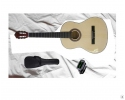 * Ages 6-8  Maxwell 1/2 size guitar PACK  View CAPETOWN   classic nylon string guitar WITH BAG and TUNER