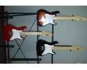 Mini Electric Stratocaster Guitar w built in amplifier for children 5 to 12 AVAILABLE
