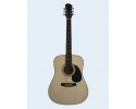 * View CAPETOWN Acoustic Guitar  MX-W41 Dreadnought LEFT HANDED