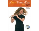 New Tune a day for flute includes CD