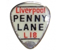 Addian Penny Lane Silver Plectrum