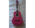 * View CAPETOWN Pink 3/4 size Classical Guitar Ages 7-10