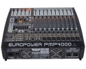 *  Behringer 16 channel  Europower PMP4000 Powered Mixer 1600 watt