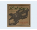 Palatino perlon core violin strings-full set 1/4 or 1/2