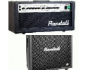 Randall - RH50TE TUBE AMPLIFIER +RS412  CABINETCOMBO