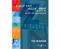 Really easy jazzing about for alto saxophone ( BOOK)