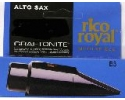 mouthpiece Alto sax B3 Rico royal