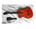 * Bestseller View CAPETOWN Sonata 44, 3/4 1/2 and 1/4 sizes  classic nylon string guitar WITH BAG
