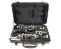 Sonata Clarinet in Bb (nickel plated keys)