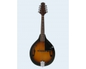 "* View CAPE-TOWN-DR Savannah Mandolin ""A"" Style Mandolin with F-Shaped Soundholes R*P"