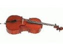 * STENTOR SR1108 CELLO STUDENT II 14 or 1/2  size fully setup.