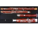 Talent C Bassoon, Maple Body, Silver Plated Keys, Case
