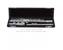 Trevor James Virtuoso solid silver flute