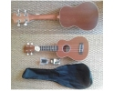 Waikiki Sapele wood soprano ukulele pack with bag and tuner UP*