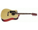 Washburn Electric Acoustic solid top D10SCE VIDEO