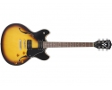 hb30 Washburn jazz guitar ( video)