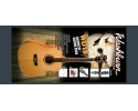 * Washburn wd10 acoustic guitar pack