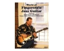 World of Fingerstyle Jazz Guitar DVD