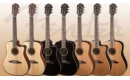 Acoustic guitars -steel string