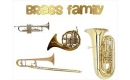 BRASS BAND Marching Instruments