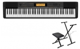 * View JOHANNESBURG Casio CDP230  Digital piano 88 keys with  METAL STAND+ PADDED STOOL