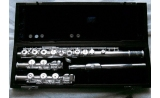 * Courante flute + Hand Cut Head CFL400 Flute openhole offset G -2 footjoints  C and B Foot *View CAPETOWN