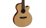CORT CEC3 NATURAL CLASSICAL GUITAR WITH PICKUP