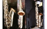 * View CAPETOWN-or-JOHANNESBURG Courante S Tenor Gold Laquered Saxophone VIDEO