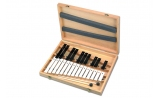 * View CAPETOWN BESTSELLER SAHK2250 2 octave chromatic glockenspiel with case AVAILABLE