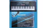 MK632 Keyboard 54 MEDIUM SIZE keys Ages 5-8 with recording and microphone