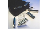 Hohner 91105 Set of 7 Blues Harmonica  AVAILABLE