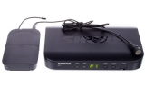 * Shure BLX14E/CVL Q25 lapel presenter  wireless system