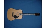 * View CAPETOWN Acoustic Full sized  Dreadnought  Guitar SA-W41N Natural with extras