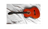 * CHildrens sizes guitars View CAPETOWN Sonata  1/4 size  classic nylon string guitar with bag