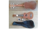 * * Waikiki Sapele wood soprano ukulele pack with bag and tuner View CAPETOWN