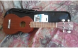 * * View CAPETOWN  12 fret Spruce Walnut Medium grade spruce soprano ukulele with BAG + TUNER