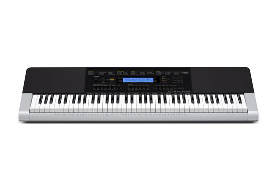 * BESTSELLER WK240 76 keys casio keyboards with free SUSTAIN PEDAL Value R350 supplied by us wk240 NEW SEALED BOX. .