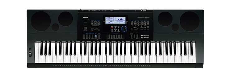 * View JOHANNESBURG or CAPETOWN Casio WK6600 76 keys DEMO SHOWROOM MODELS