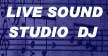 live sound Studio Dj