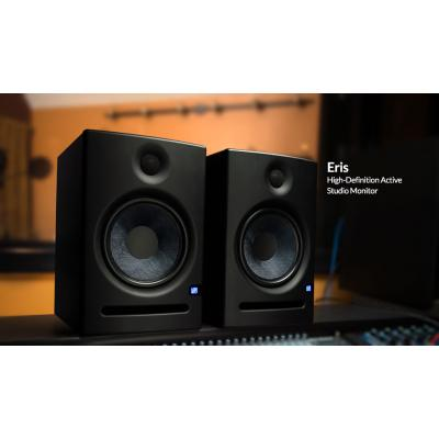 * BEST VALUE! Eris E8 studio monitors by Presonus (PAIR) AVAILABLE