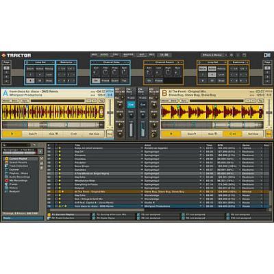 Native Instruments Traktor DJ 3, Musical Instruments for