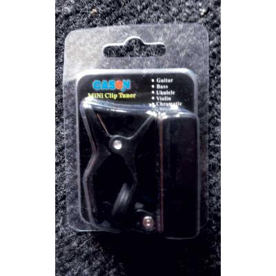 Cason mini clipon ukulele guitar bass and violin tuner AVAILABLE