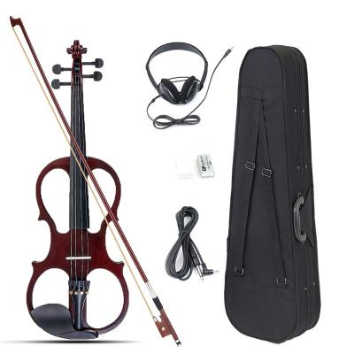 Courante Electric frame violin (4/4) with headphones *View CAPETOWN