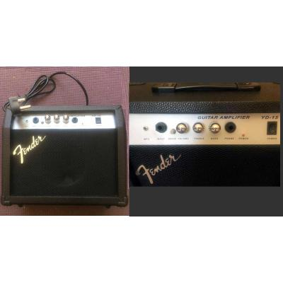 Fender YD15 15 watt guitar amplifier * View CAPETOWN  UP*