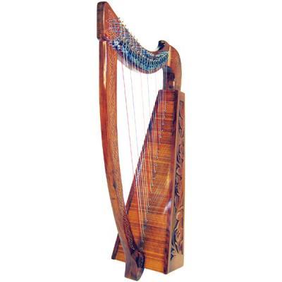 Glenluce 22 String Harp, 22 levers, Musical Instruments for