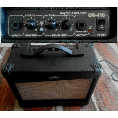 Alice GM525 25 watt guitar amplifier View CAPETOWN